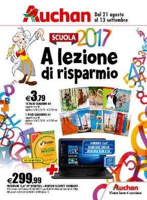 Volantino auchan a catania offerte e orari for Catalogo bricoman misterbianco