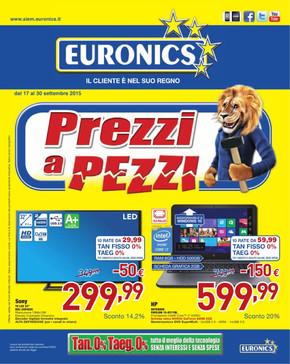 Euronics a Bari, offerte e promozioni