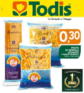 Todis a l 39 aquila offerte e promozioni for Offerte acqua e sapone l aquila