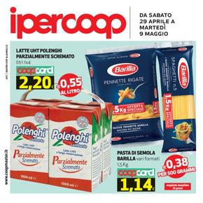 Ipercoop a reggio calabria offerte e promozioni for Volantino offerte despar messina
