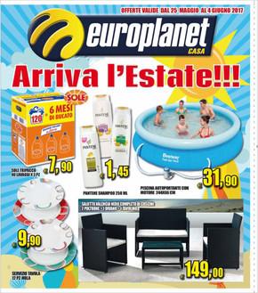 Europlanet casa a l 39 aquila offerte e promozioni for Offerte acqua e sapone l aquila