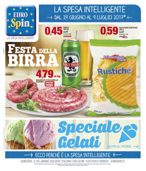 Eurospin avellino via nicola santangelo avellino for Offerte eurospin