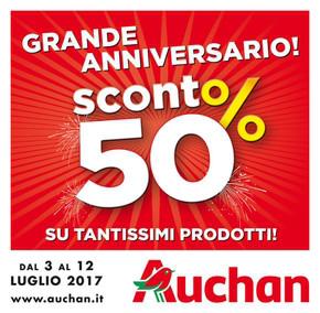Volantino auchan a castellammare di stabia offerte e orari - Auchan porta di roma offerte ...