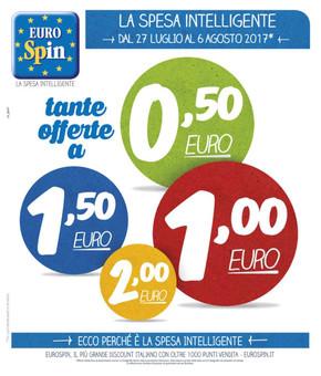 Eurospin benevento volantino e orari for Offerte eurospin