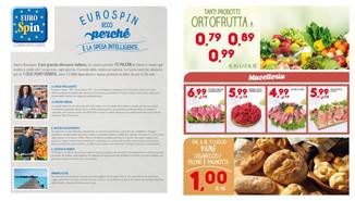 Volantino eurospin a moncalieri offerte e orari for Catalogo bricoman orbassano 2017
