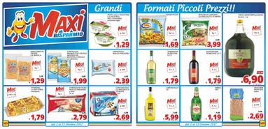 Volantino MD e LD Market a Suzzara